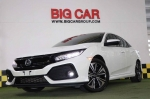 Honda Civic 1.5 Turbo Hatchback at 2017